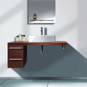 duravit x large unterschrank f r konsole cappuccino hochglanz lack xl672108686 reuter onlineshop. Black Bedroom Furniture Sets. Home Design Ideas