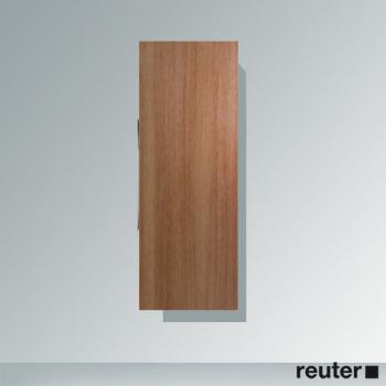 duravit happy d 2 hochschrank amerikanischer nussbaum. Black Bedroom Furniture Sets. Home Design Ideas