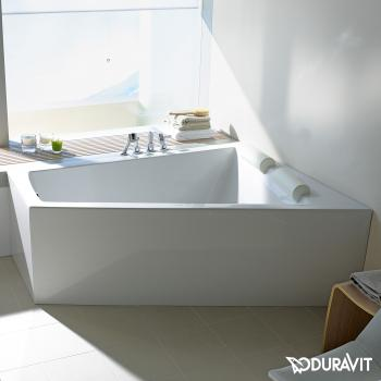 duravit paiova eck badewanne f r ecke rechts 700267000000000 reuter onlineshop. Black Bedroom Furniture Sets. Home Design Ideas