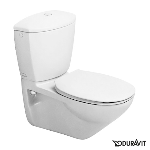 duravit duraplus wand wc practicacascade 01950900001. Black Bedroom Furniture Sets. Home Design Ideas