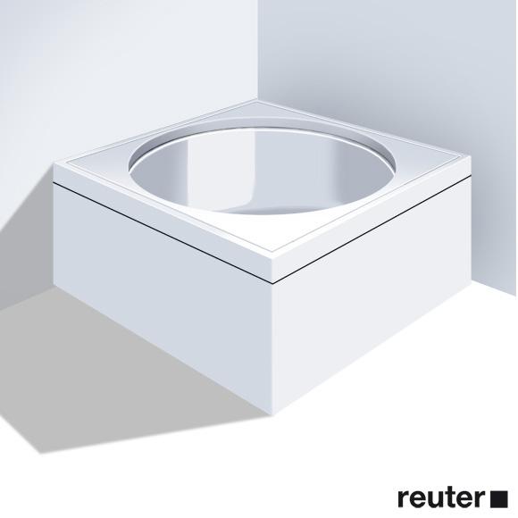duravit blue moon acrylverkleidung f r ecke links rechts. Black Bedroom Furniture Sets. Home Design Ideas