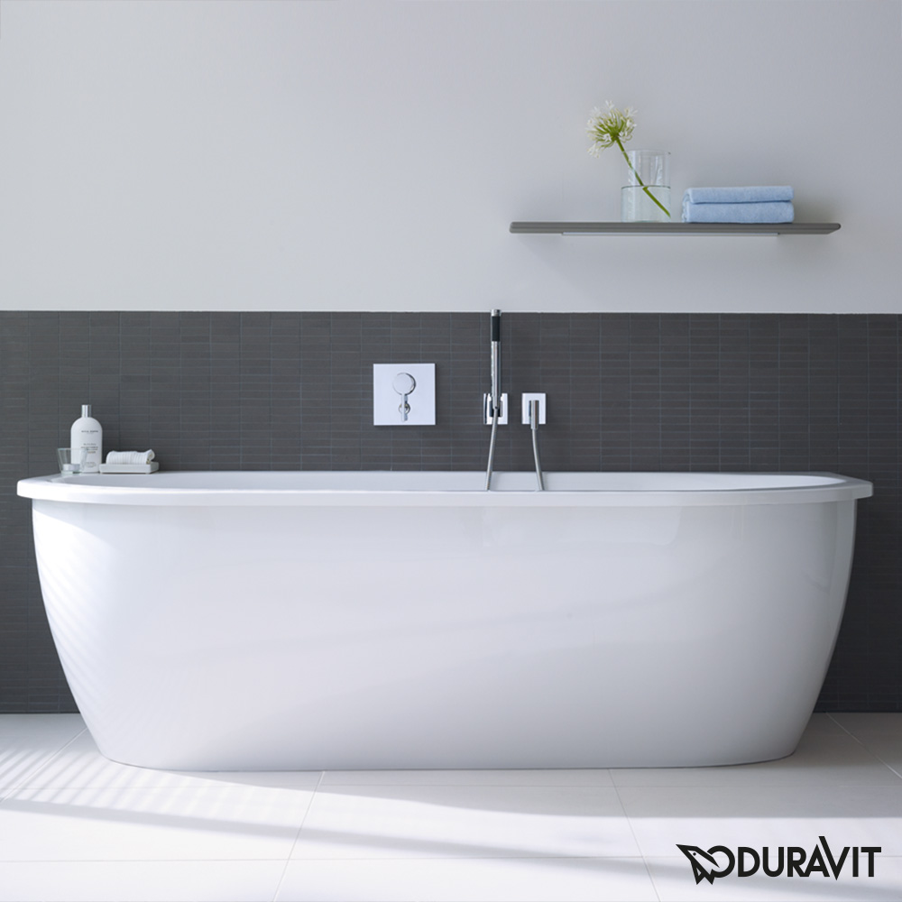 duravit darling new sonderform badewanne 700248000000000. Black Bedroom Furniture Sets. Home Design Ideas