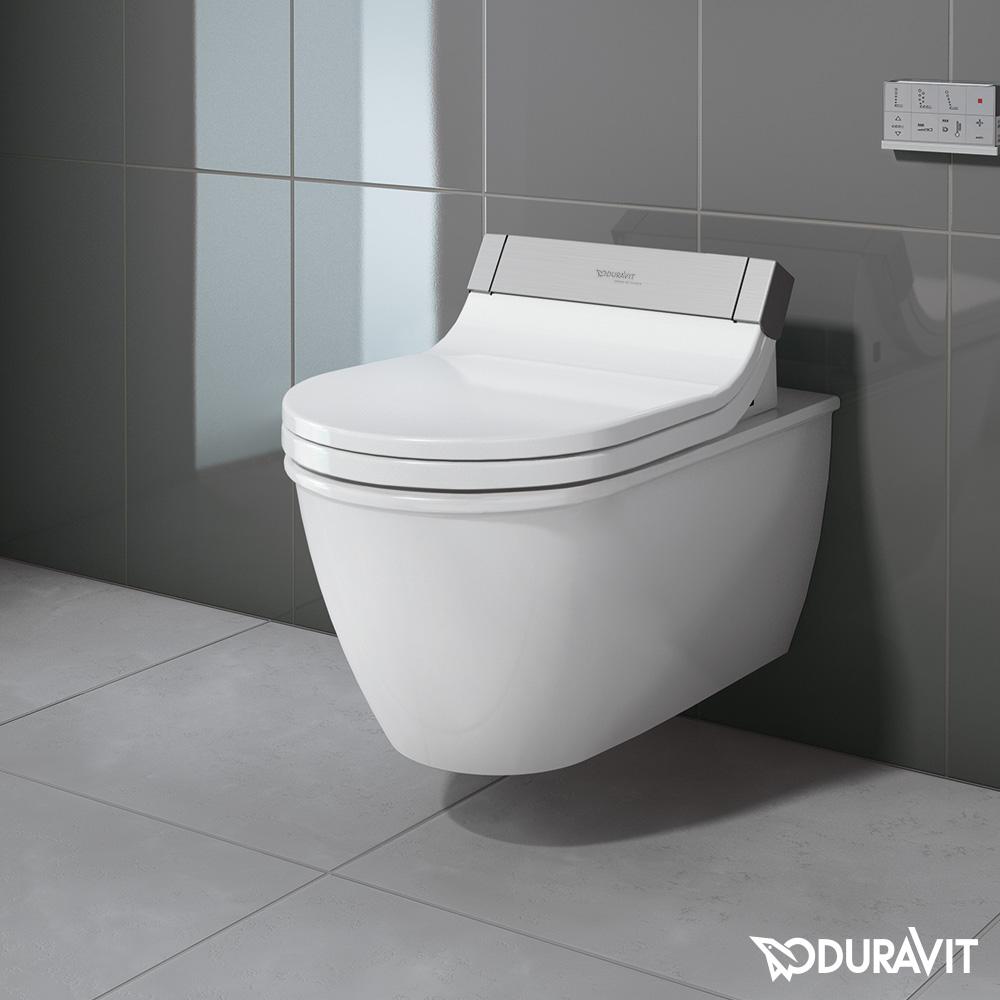 duravit darling new wand tiefsp l wc f r sensowash l 62. Black Bedroom Furniture Sets. Home Design Ideas