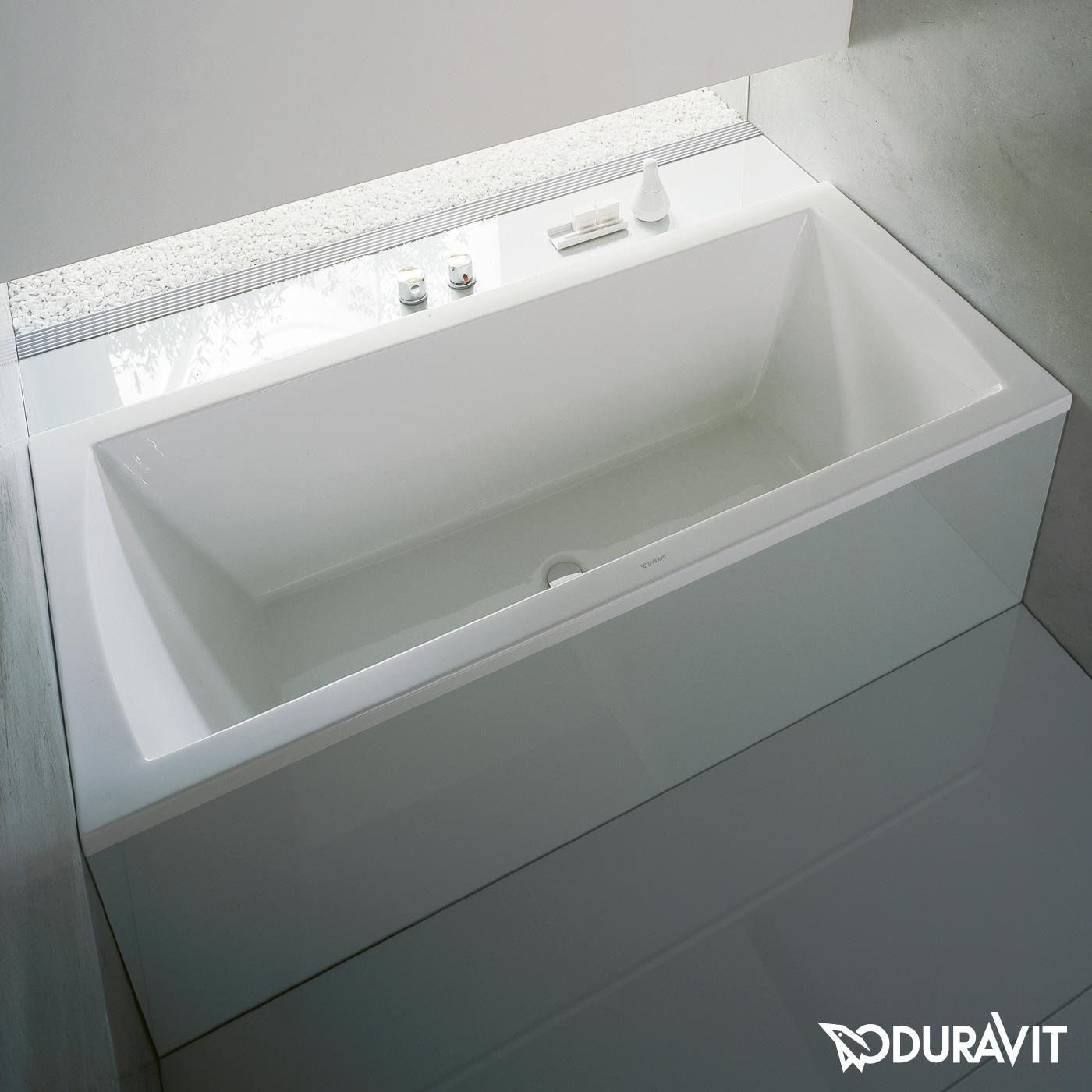 duravit daro rechteck badewanne 700028000000000 reuter. Black Bedroom Furniture Sets. Home Design Ideas