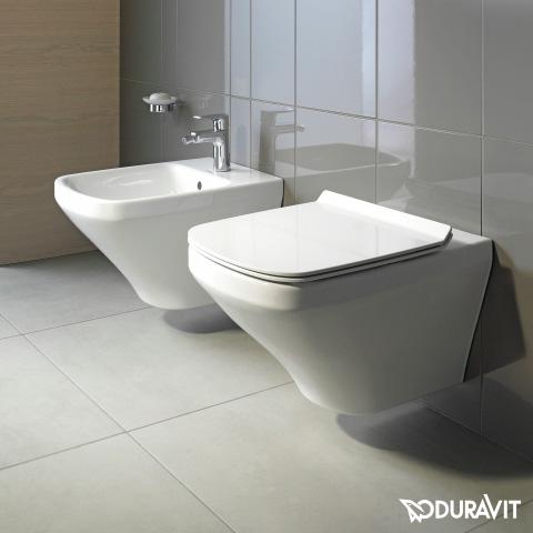 duravit durastyle wand tiefsp l wc set mit softclose wc sitz und durafix 45520900a1 reuter. Black Bedroom Furniture Sets. Home Design Ideas