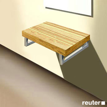 duravit fogo konsolenplatte ohne ausschnitt amerikanischer. Black Bedroom Furniture Sets. Home Design Ideas
