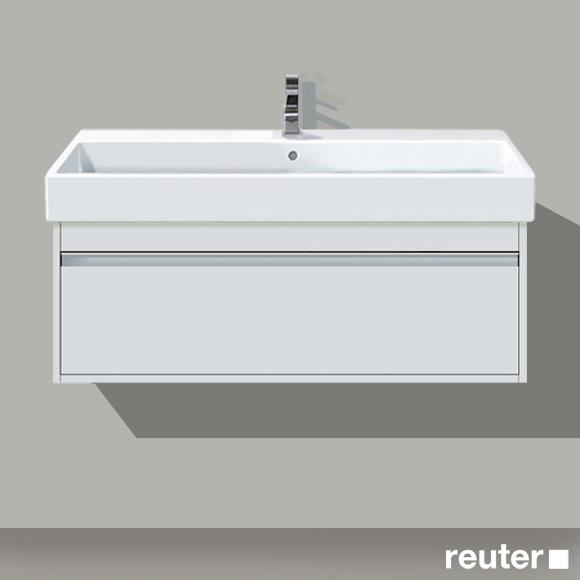 duravit ketho waschtischunterbau mit 1 auszug front wei. Black Bedroom Furniture Sets. Home Design Ideas