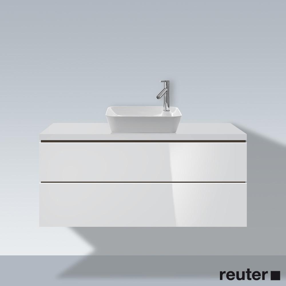 duravit l cube waschtischunterbau f r konsole wei hochglanz lc683902222 reuter onlineshop. Black Bedroom Furniture Sets. Home Design Ideas
