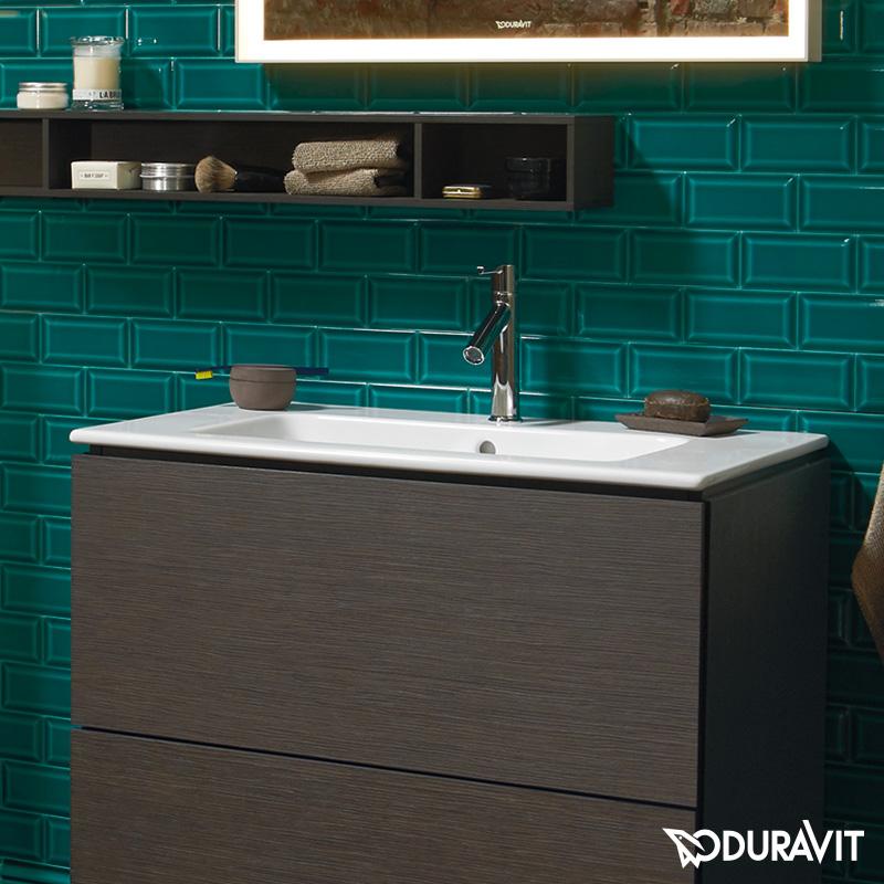 duravit me by starck m belwaschtisch wei 2336830000. Black Bedroom Furniture Sets. Home Design Ideas