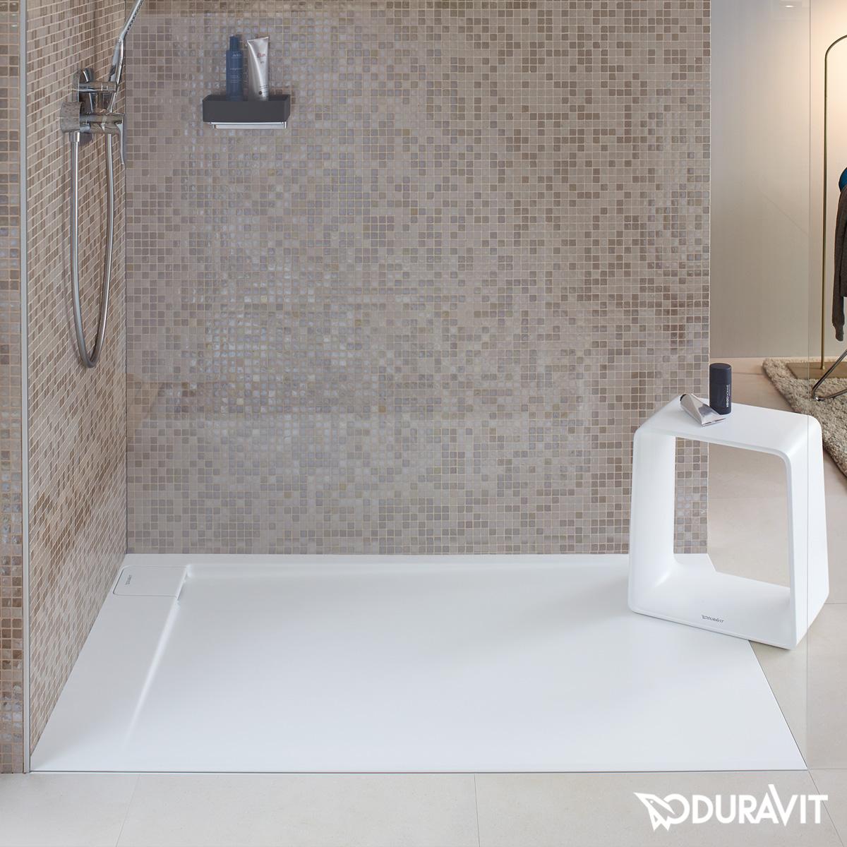duravit p3 comforts rechteck duschwanne ecke links 720159000000000 reuter onlineshop. Black Bedroom Furniture Sets. Home Design Ideas