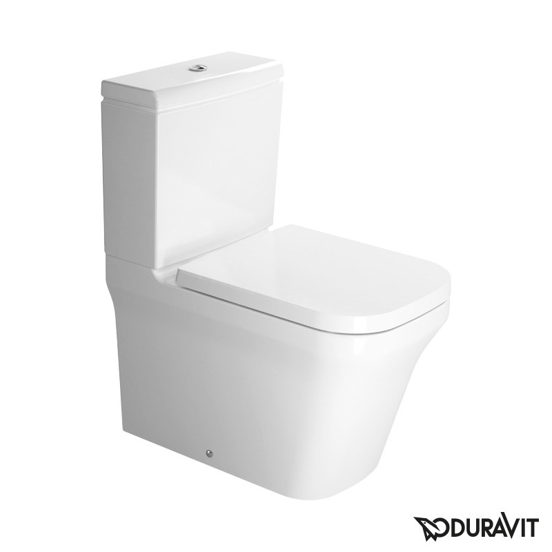 duravit p3 comforts stand tiefsp l wc kombination rimless. Black Bedroom Furniture Sets. Home Design Ideas