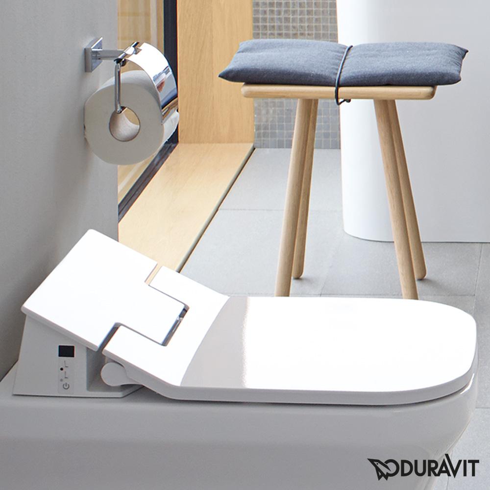 duravit sensowash slim f r happy d 2 dusch wc sitz. Black Bedroom Furniture Sets. Home Design Ideas