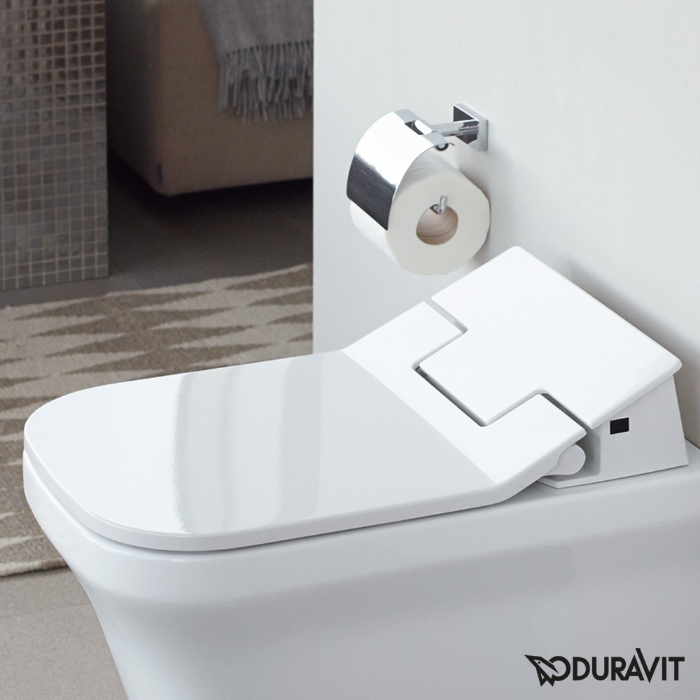 duravit sensowash slim f r p3 comforts dusch wc sitz. Black Bedroom Furniture Sets. Home Design Ideas