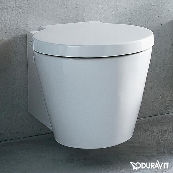 duravit starck 1 wand tiefsp l wc l 57 5 b 41 cm wei 0210090064 reuter onlineshop. Black Bedroom Furniture Sets. Home Design Ideas