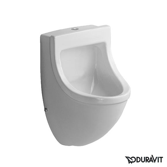 duravit starck 3 urinal zulauf von oben wei modell mit fliege 0822350007 reuter onlineshop. Black Bedroom Furniture Sets. Home Design Ideas