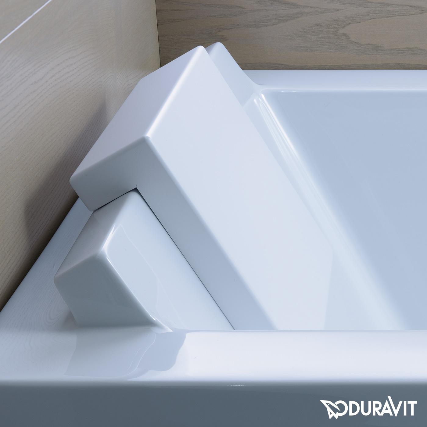 duravit starck nackenkissen f r badewanne. Black Bedroom Furniture Sets. Home Design Ideas