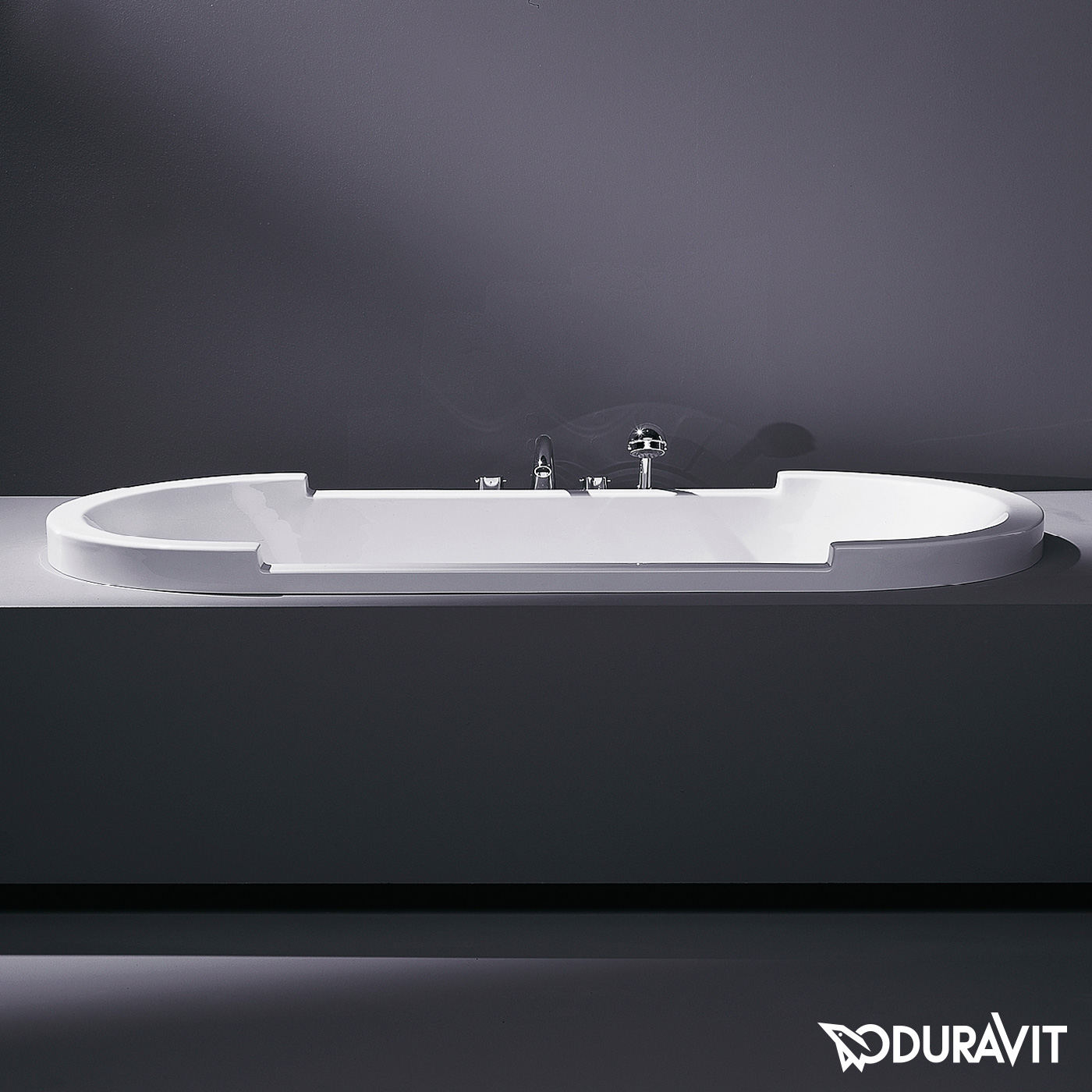 duravit starck oval badewanne einbauversion 700011000000000 reuter onlineshop. Black Bedroom Furniture Sets. Home Design Ideas