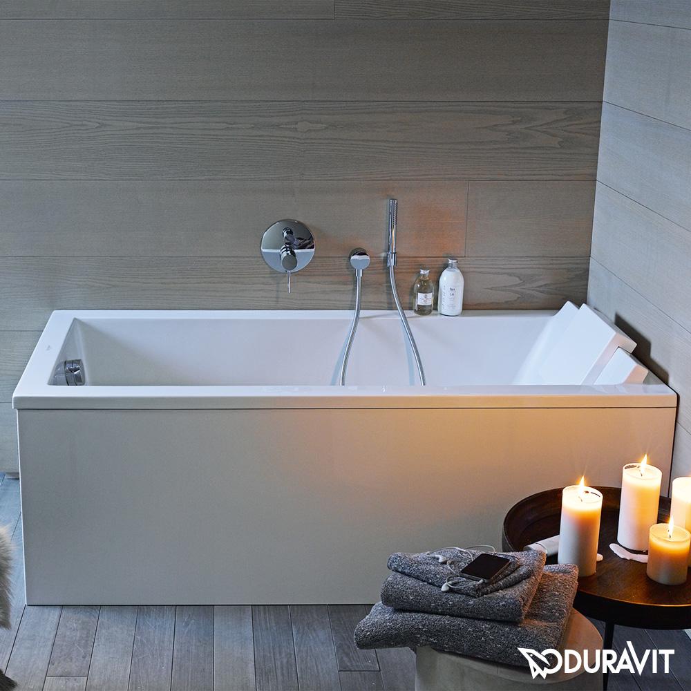 duravit starck rechteck badewanne 700334000000000. Black Bedroom Furniture Sets. Home Design Ideas