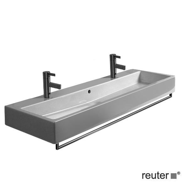 duravit vero handtuchhalter f r waschtisch 045412 0030331000 reuter onlineshop. Black Bedroom Furniture Sets. Home Design Ideas