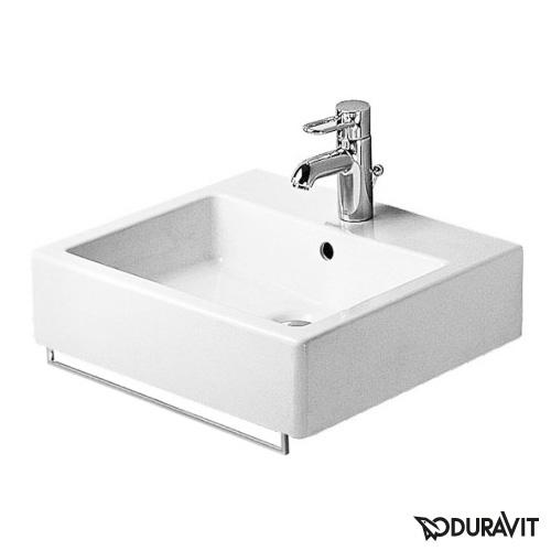duravit vero handtuchhalter f r waschtisch 045450 0030291000 reuter onlineshop. Black Bedroom Furniture Sets. Home Design Ideas