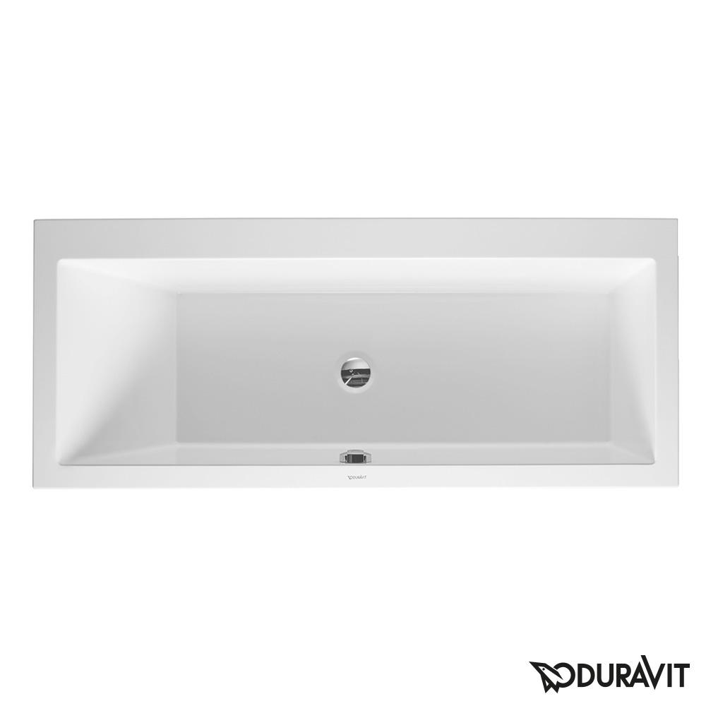 duravit vero rechteck badewanne einbauversion oder. Black Bedroom Furniture Sets. Home Design Ideas