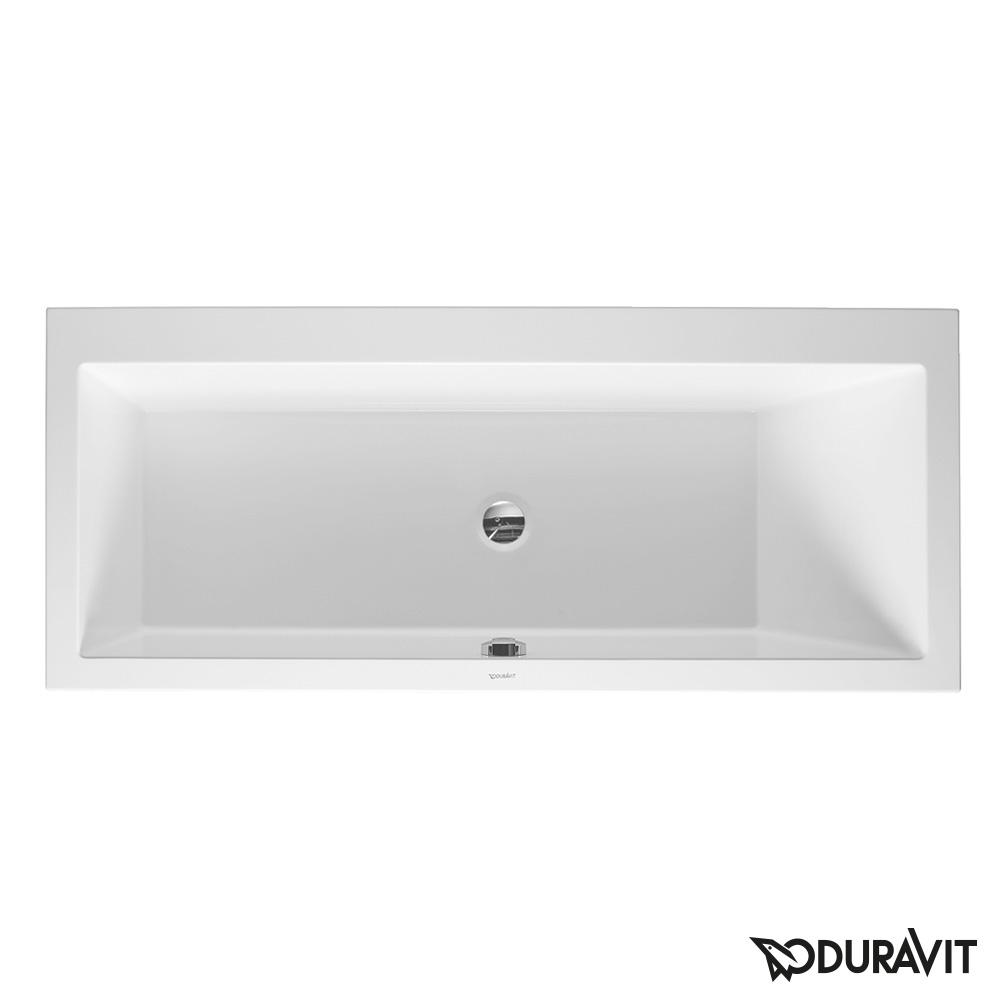 Duravit Vero Rechteck Badewanne, Einbauversion oder Wannenverkleidung - 700134000000000  Reuter ...