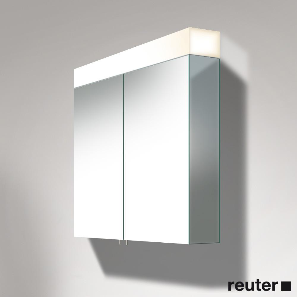 duravit vero spiegelschrank mit led beleuchtung ohne. Black Bedroom Furniture Sets. Home Design Ideas