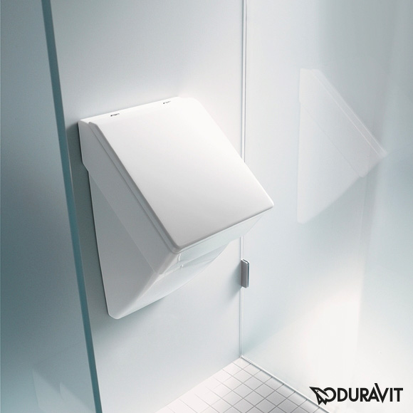 duravit vero urinal wei modell mit fliege 2801320007 reuter onlineshop. Black Bedroom Furniture Sets. Home Design Ideas