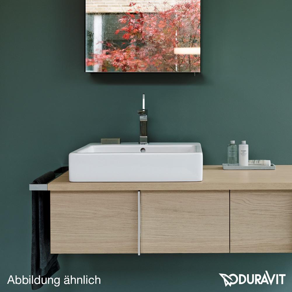 duravit vero waschtischunterbau f r konsole tessiner kirschbaum ve656007373 reuter onlineshop. Black Bedroom Furniture Sets. Home Design Ideas