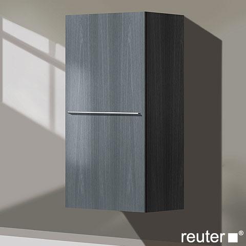 duravit x large hochschrank mit 1 t r weiss hochglanz dekor anschlag links xl1154l2222. Black Bedroom Furniture Sets. Home Design Ideas