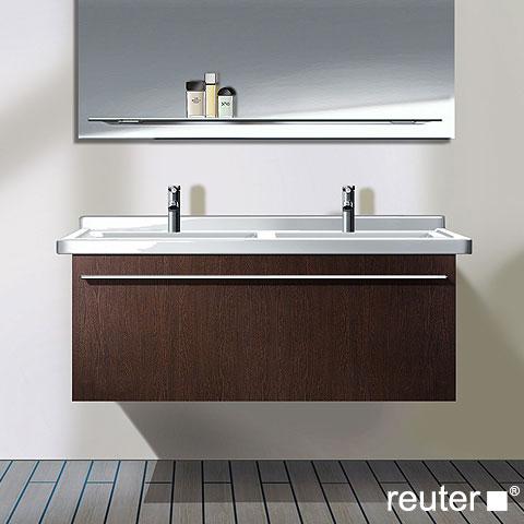 duravit x large unterbau mit 1 auszug f r doppelwaschtisch. Black Bedroom Furniture Sets. Home Design Ideas