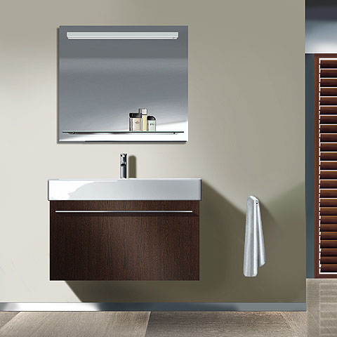duravit x large unterbau mit 1 auszug cappuccino hochglanz lack xl604608686 reuter onlineshop. Black Bedroom Furniture Sets. Home Design Ideas
