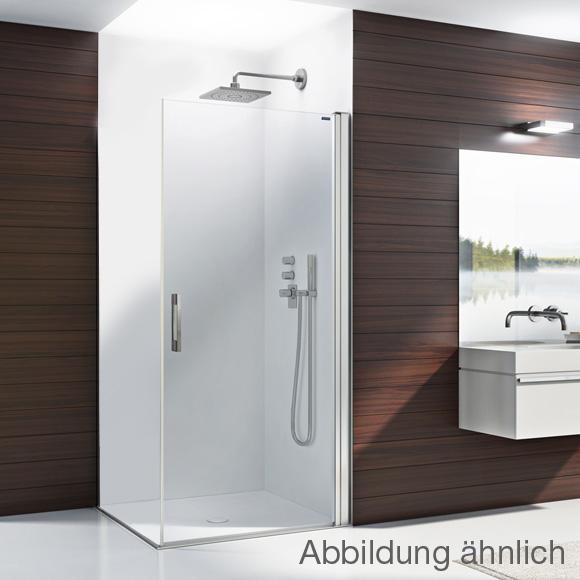 duscholux bella vita nova pendelt r f r eckeinstieg f r montage auf gefliestem boden platinum. Black Bedroom Furniture Sets. Home Design Ideas