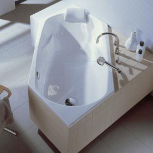 duscholux cordoba free line sechseck badewanne wei. Black Bedroom Furniture Sets. Home Design Ideas