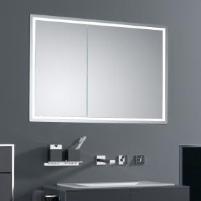 emco asis prestige lichtspiegelschrank unterputz 989706023 reuter onlineshop. Black Bedroom Furniture Sets. Home Design Ideas