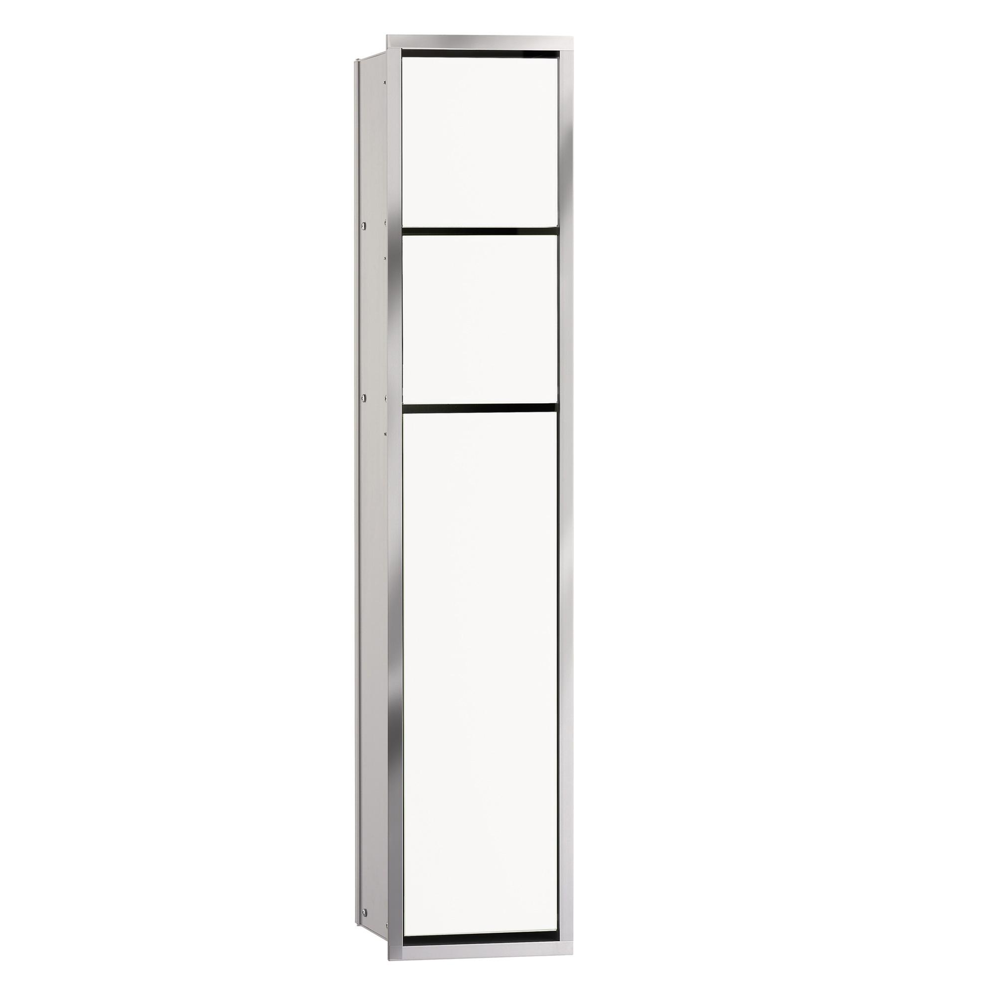emco asis unterputz wc modul optiwhite chrom 975027850 reuter onlineshop. Black Bedroom Furniture Sets. Home Design Ideas