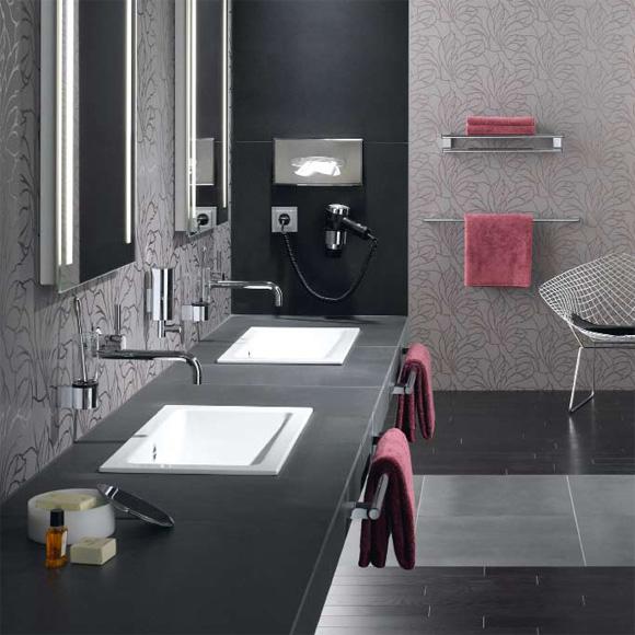 Emco system 2 badetuchhalter 356000180 reuter onlineshop - Reuter badezimmer ...