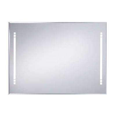 euraspiegel spiegel mit stableuchten mit dimmer warmton. Black Bedroom Furniture Sets. Home Design Ideas