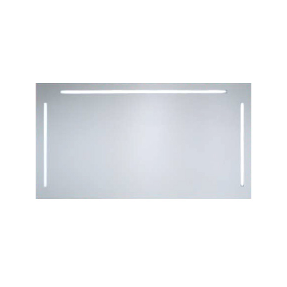 euraspiegel spiegel mit stableuchte warmton leuchte mit. Black Bedroom Furniture Sets. Home Design Ideas
