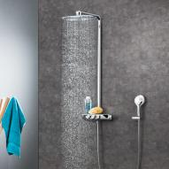 Grohe Rainshower System SmartControl 360 DUO Duschsystem mit Thermostatbatterie