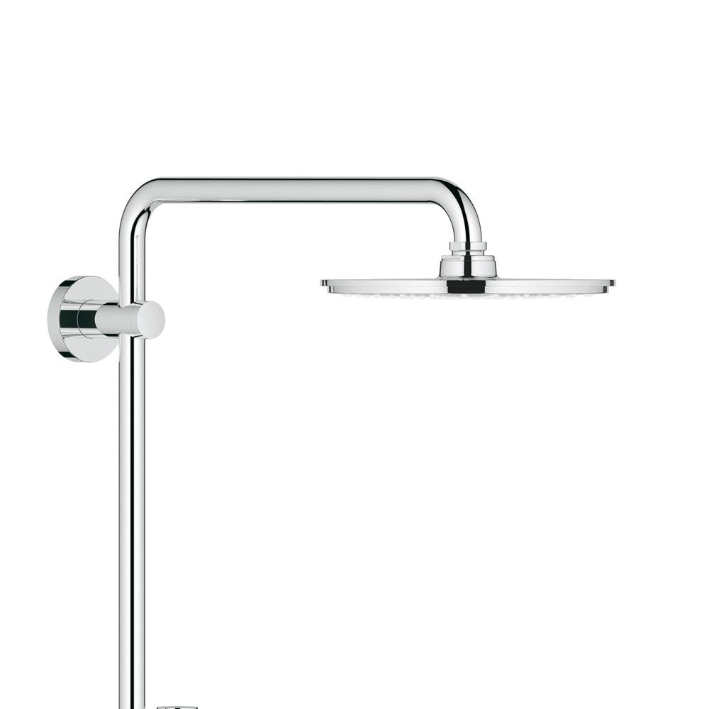 grohe euphoria xxl system 210 duschsystem mit einhandmischer f r wandmontage. Black Bedroom Furniture Sets. Home Design Ideas