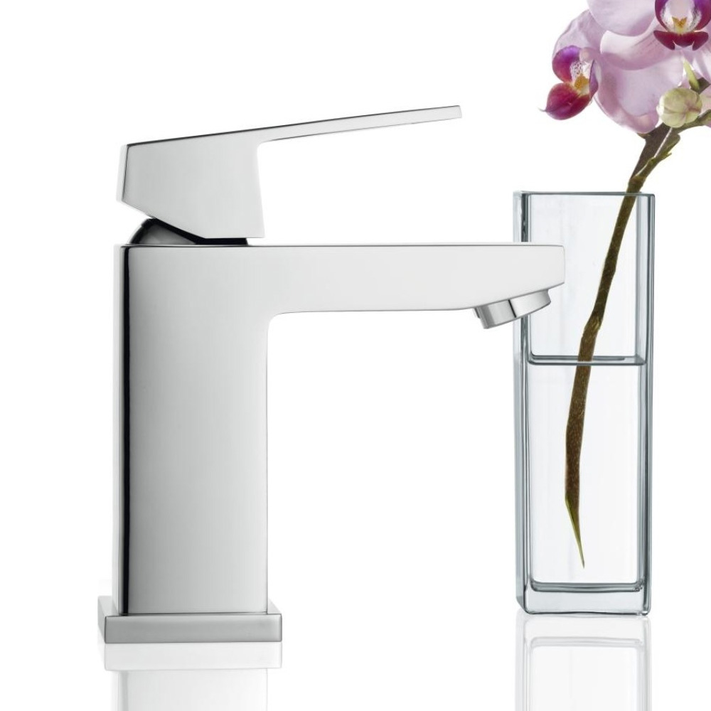 grohe eurocube einhand waschtischbatterie es funktion dn 15 2339200e reuter onlineshop. Black Bedroom Furniture Sets. Home Design Ideas