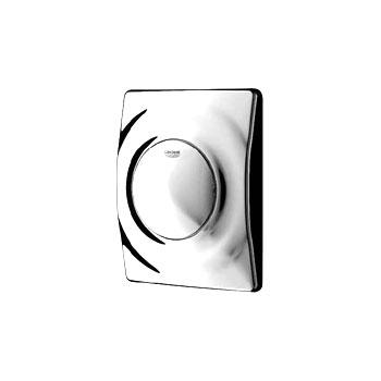 grohe surf urinal bet tigungsplatte wei 38808sh0 reuter onlineshop. Black Bedroom Furniture Sets. Home Design Ideas