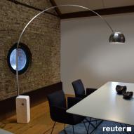 Flos ARCO Stehleuchte mit Dimmer LED