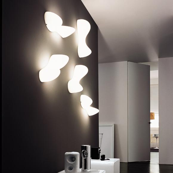 foscarini blob s deckenleuchte wandleuchte 12403510 reuter onlineshop. Black Bedroom Furniture Sets. Home Design Ideas