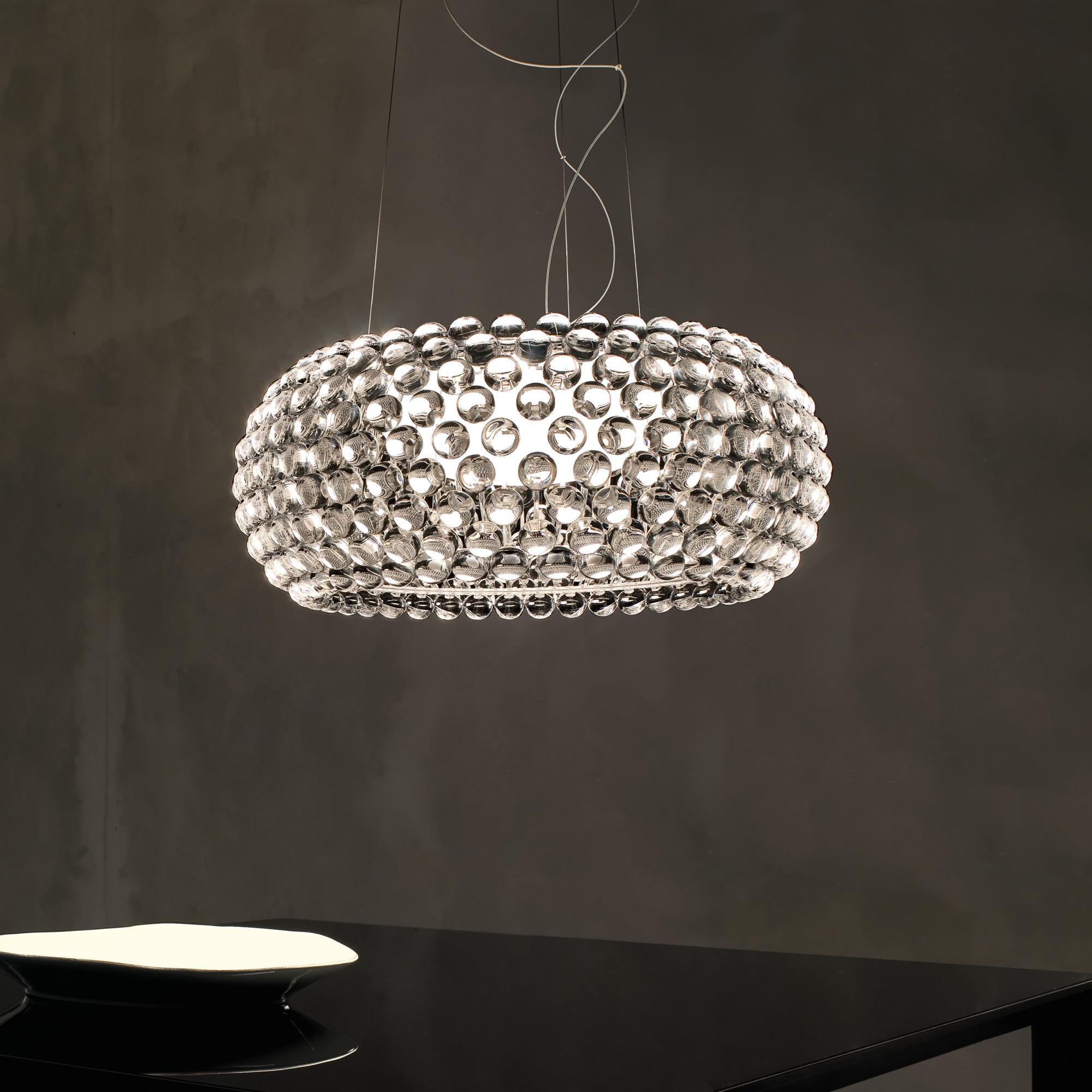 foscarini caboche grande sospensione led pendelleuchte 138017l16 reuter onlineshop. Black Bedroom Furniture Sets. Home Design Ideas