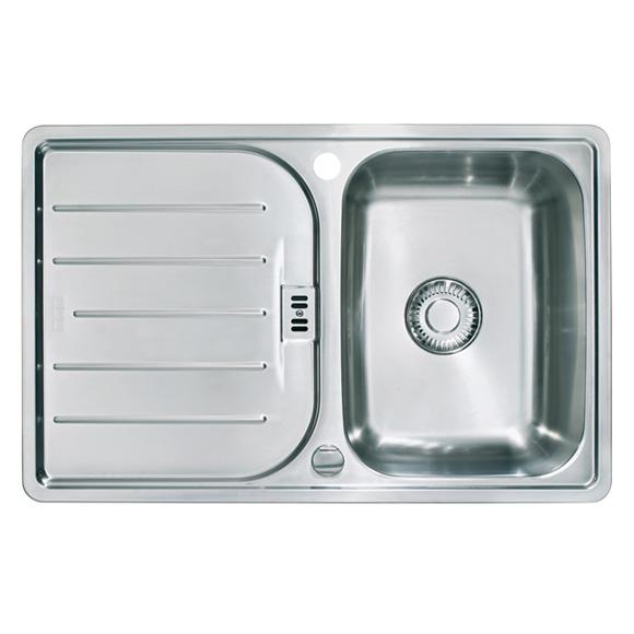 Küchenspülen MEGABAD küchenspüle edelstahl reinigende