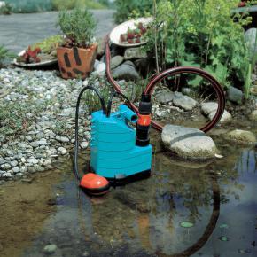 GARDENA Classic Schmutzwasserpumpe 7500
