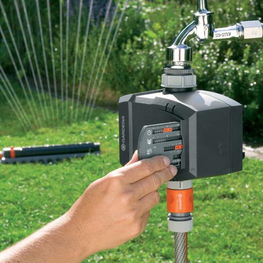 GARDENA Bewässerungsuhr T 1030 card 01830-20