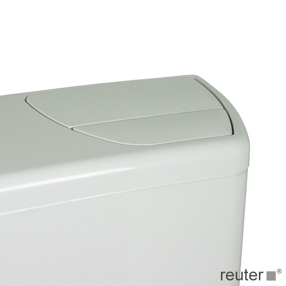 geberit ap sp lkasten ap140 mit 2 mengen sp lung wei 140300111 reuter onlineshop. Black Bedroom Furniture Sets. Home Design Ideas